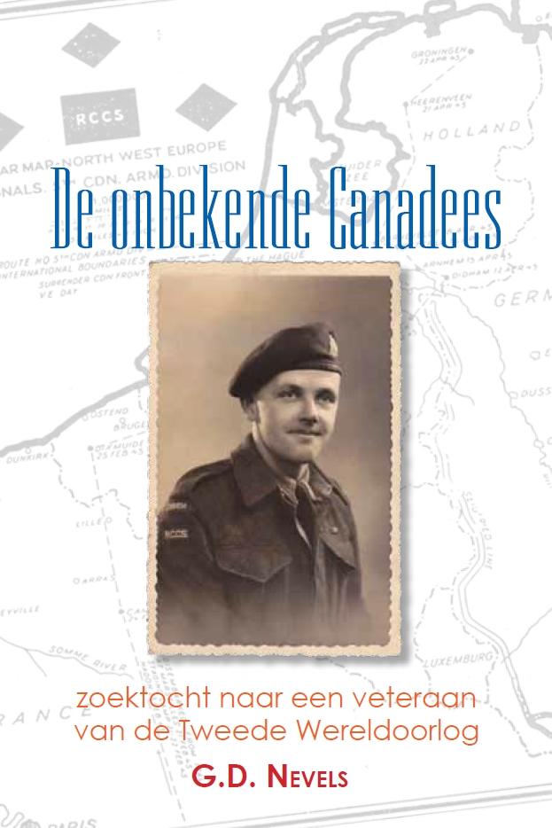 boekcover onbekende Canadees